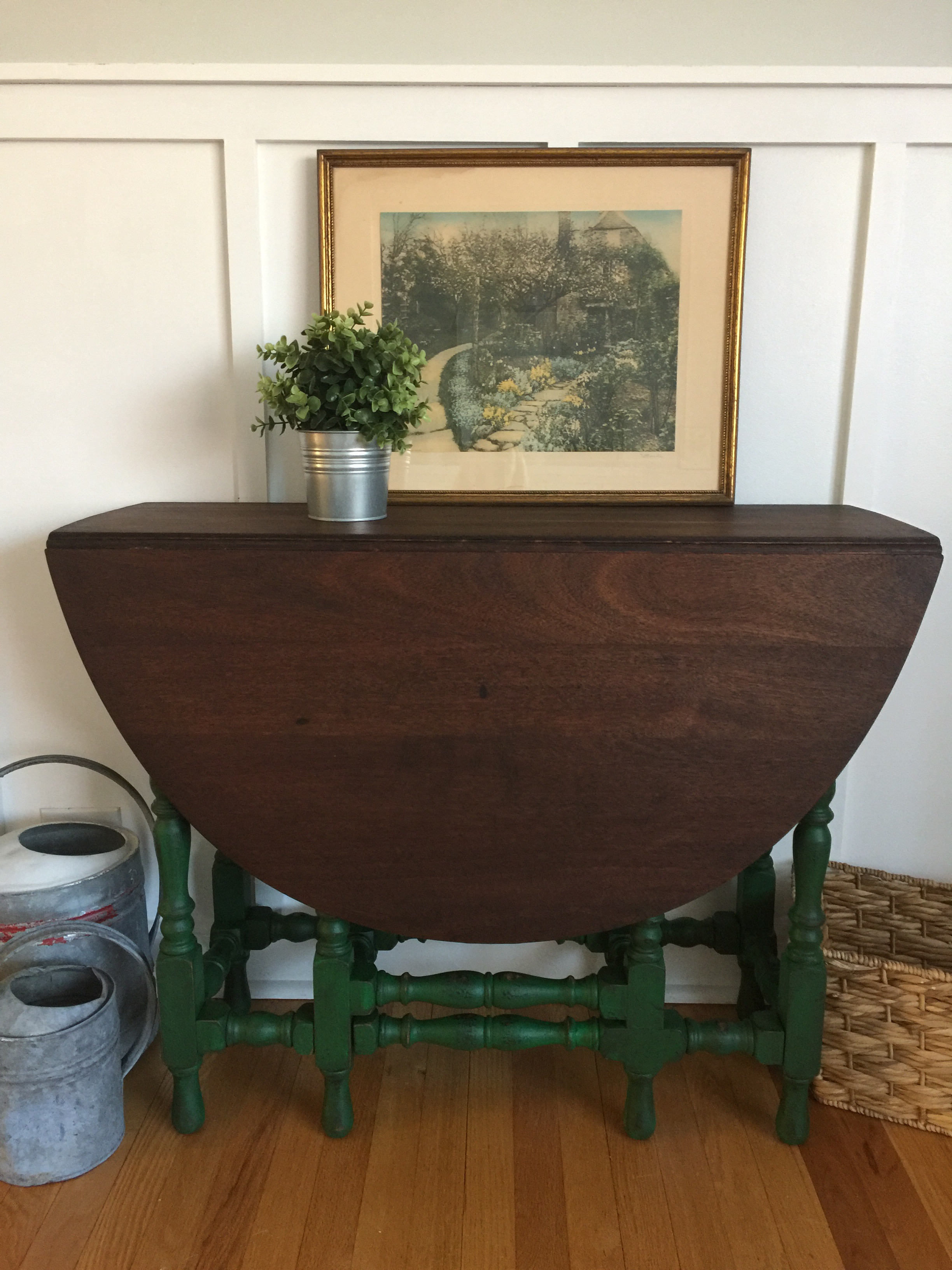 Velvet Finishes Fab Furniture Flippin Contest Color My
